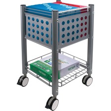 Vertiflex VRTVF52002 Mobile File Cart