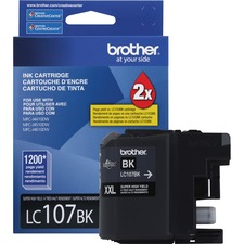 Brother LC107BK Ink Cartridge