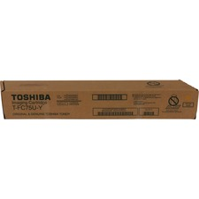 Toshiba TFC75UY Toner Cartridge